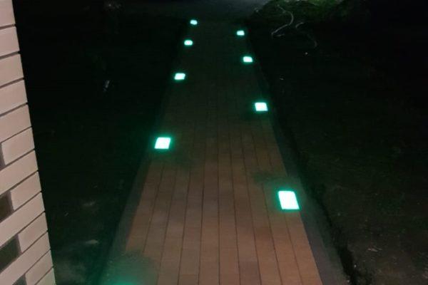 Тротуарный светильники от изготовителя