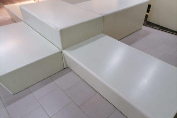 Кубы из стеклопластика